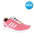 ADIDAS Womens ZX Flux Weave ftwr white/vivid berry s14/blue