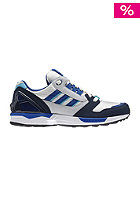 ADIDAS ZX 8000 core white/collegiate royal/collegiate navy