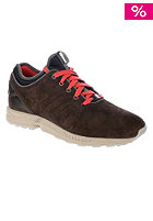 ADIDAS ZX Flux NPS dbrown/scarle/black