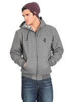 AESTHETIKER City Felt Jacket grey melange 
