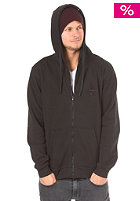 AESTHETIKER Classic Hooded Zip Sweat black