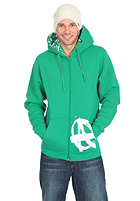 AESTHETIKER Classic Hooded Zip Sweat kelly green
