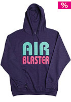 AIRBLASTER Air Hooded Sweat purple heather