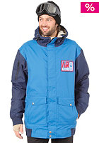 AIRBLASTER BombAir Jacket 2013 nasa blue