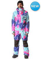 AIRBLASTER Freedom Suit bright tie dye
