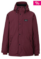 AIRBLASTER Freedom Toaster Jacket burgundy