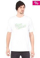 AIRBLASTER New Stay Wild 2013 S/S T-Shirt white