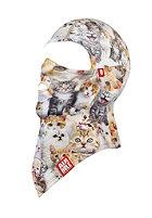 AIRHOLE Womens Balaclava Facemask meow