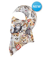 AIRHOLE Womens Balaclava Facemask meow