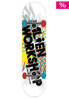 ALIEN WORKSHOP Complete Skateboard Dynamo 7.7 one colour