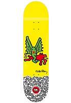 ALIEN WORKSHOP Deck Keith Haring - Grant Taylor 8.125 one colour