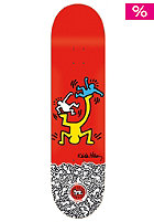 ALIEN WORKSHOP Deck Keith Haring - Jason Dill 8.25 one colour