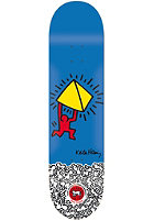 ALIEN WORKSHOP Deck Keith Haring - Omar Salazar 8.375 one colour