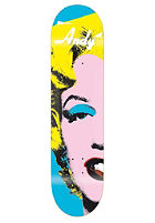ALIEN WORKSHOP Deck Warhol - Marilyn Iconic II (left) 7.75 one colour