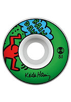 ALIEN WORKSHOP Wheels  AWS X Haring 51mm one colour
