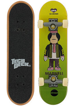 ALMOST Marnell In Crowd Fingerboard
