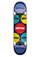ALMOST Polka 7.50 Complete Board one colour