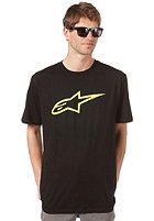 ALPINESTARS Ageless Classic S/S T-Shirt black/monster green