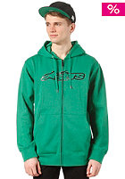 ALPINESTARS Blaze Hooded Zip Sweat kelly green