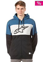 ALPINESTARS Champ Hooded Zip Sweat blue
