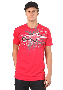 ALPINESTARS Complex Classic S/S T-Shirt red