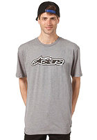 ALPINESTARS Decal Classic S/S T-Shirt heather gray