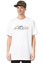 ALPINESTARS Destined Classic S/S T-Shirt white