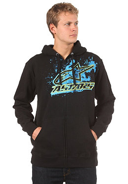 ALPINESTARS Knoll Hooded Zip Sweat black