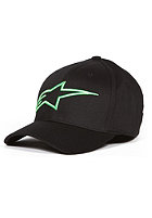 ALPINESTARS Logo Astar Flexfit Cap black/monster green
