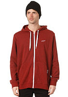 ALPINESTARS Proper Hooded Sweat Jacket red heather