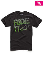 ALPINESTARS Ride It Carbon S/S T-Shirt black