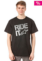 ALPINESTARS Ride It Tech S/S T-Shirt black