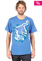 ALPINESTARS Shredder S/S T-Shirt royal blue