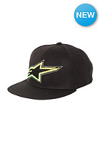 ALPINESTARS Spencer Custom Flatbill Cap black