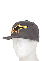 ALPINESTARS Spencer Custom Flatbill Cap charcoal