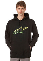 ALPINESTARS Spencer  Hooded Fleece Sweat black