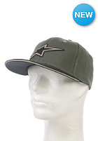 Sussex Flatbill Cap military green