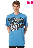 ALPINESTARS Torn Up Custom S/S T-Shirt blue fade