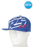 ALPINESTARS Typo Classic Snapback Cap royal blue