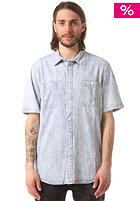 ALTAMONT Acid Jazz S/S Woven Shirt blue