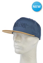 ALTAMONT Badge Snapback Cap blue