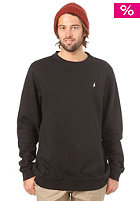 ALTAMONT Basic Crew Sweat black/white