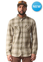 ALTAMONT Binary Flannel L/S Shirt military