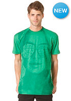 ALTAMONT Bright Eyes S/S T-Shirt green/heather