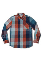 ALTAMONT Conifer Flannel L/S Shirt navy