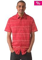 ALTAMONT Fiedler Woven S/S Shirt red