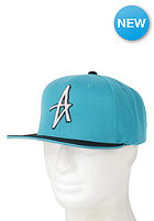 ALTAMONT The Wood Snapback Cap teal