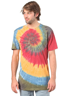 ALTAMONT Tye Death S/S T-Shirt tie-dye