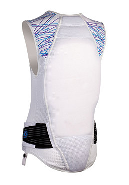 AMPLIFI Womens Collision Jacket white