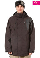 ANALOG Acetate Jacket true black